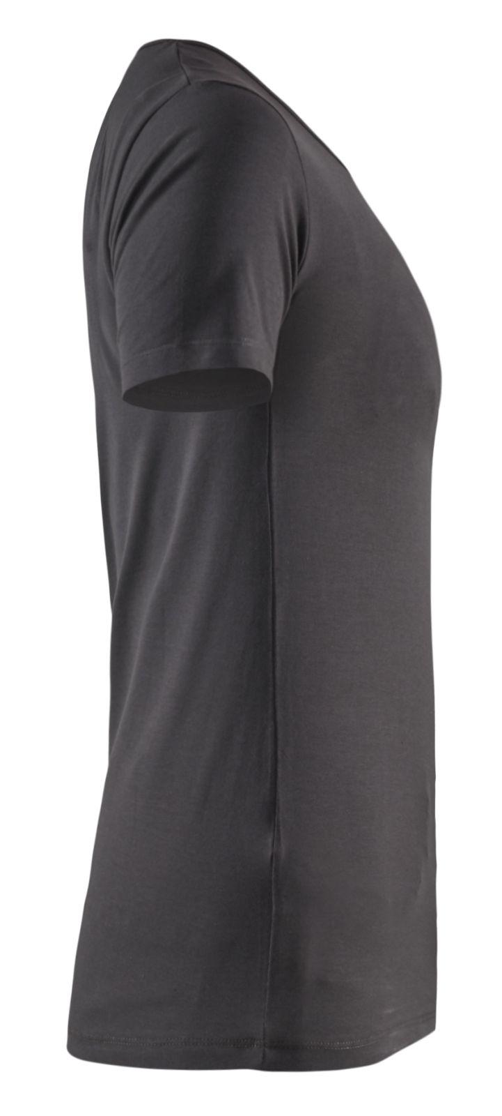 Blaklader Dames T-shirts 33041029 donkergrijs(9800)