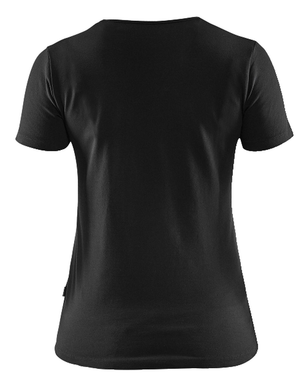 Blaklader T-shirts 33041029 zwart(9900)