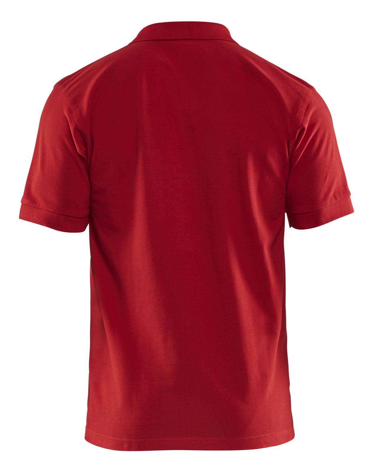 Blaklader Polo shirts 33051035 rood(5600)