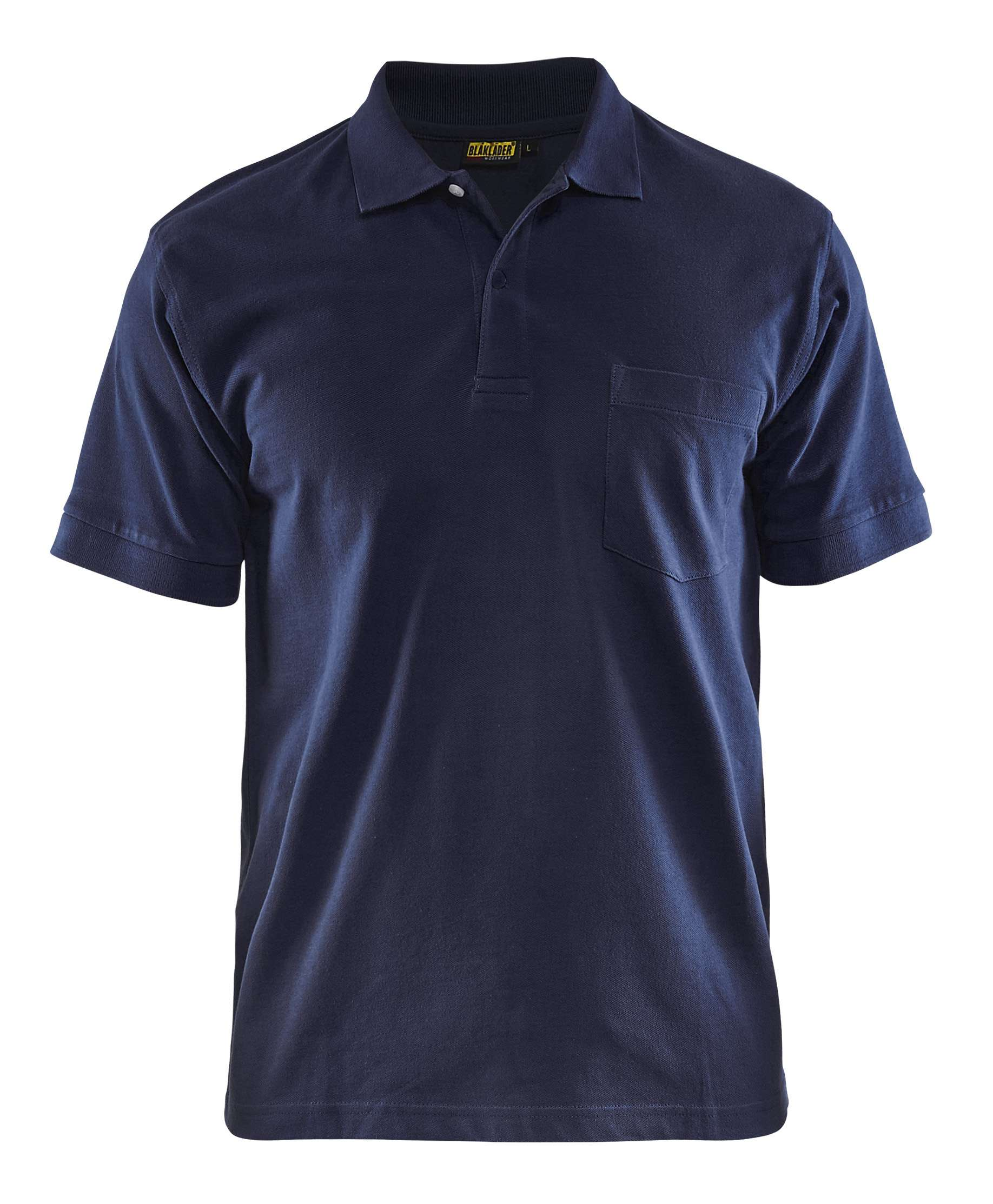 Blaklader Polo shirts 33051035 marineblauw(8800)