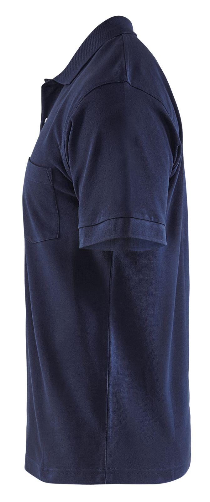Blaklader Poloshirts 33051035 marineblauw(8800)