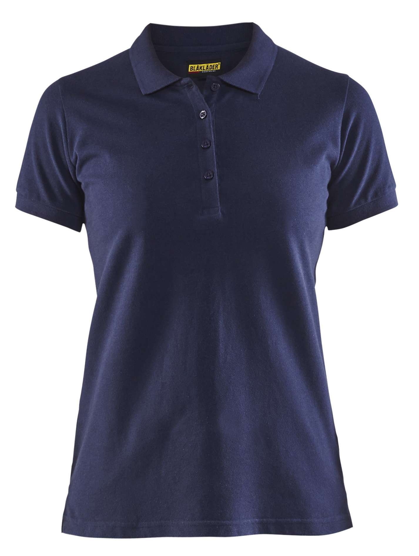 Blaklader Dames polo shirts 33071035 marineblauw(8800)