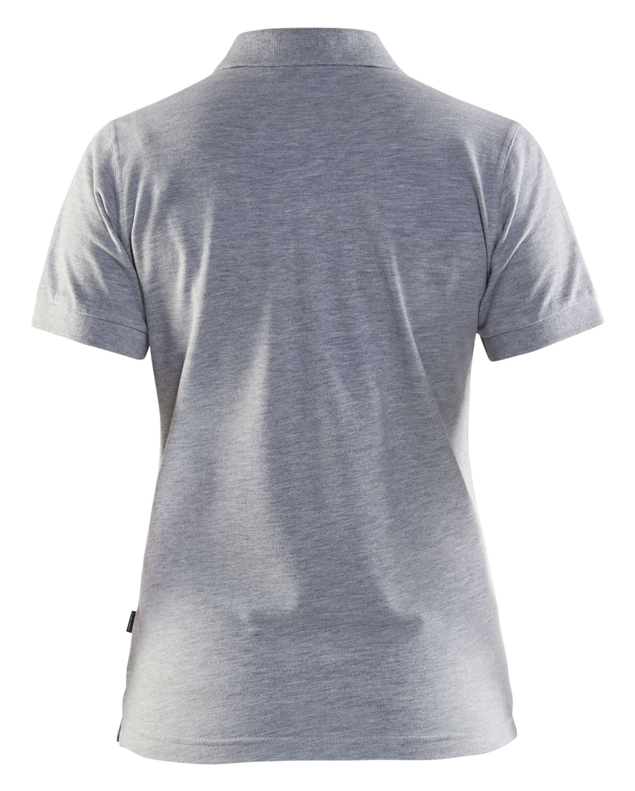 Blaklader Dames polo shirts 33071035 grijsmelee(9000)