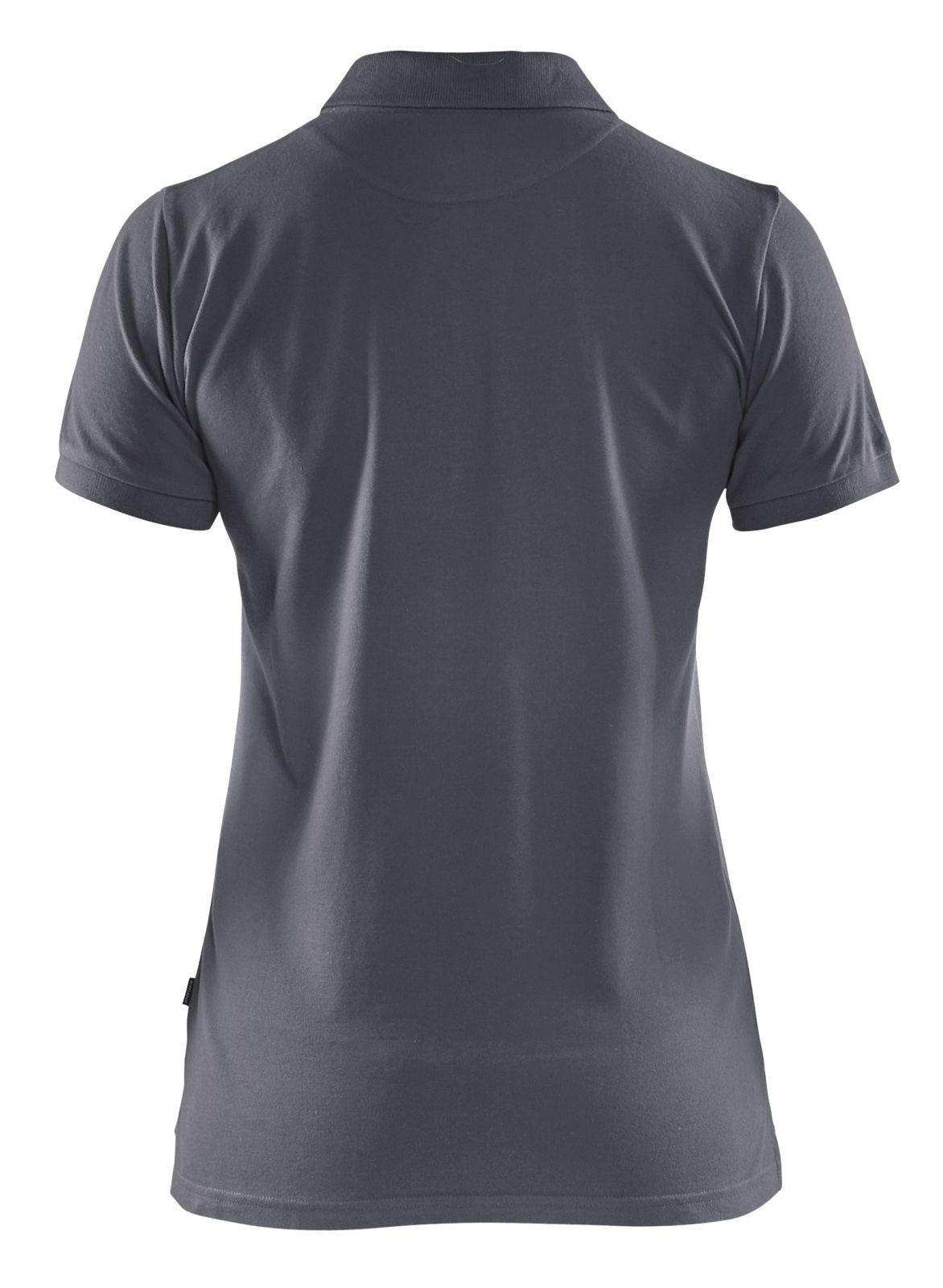 Blaklader Poloshirts Dames 33071035 grijs