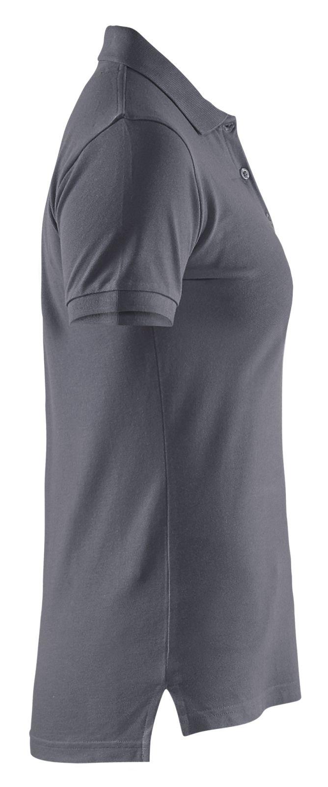 Blaklader Dames polo shirts 33071035 grijs(9400)