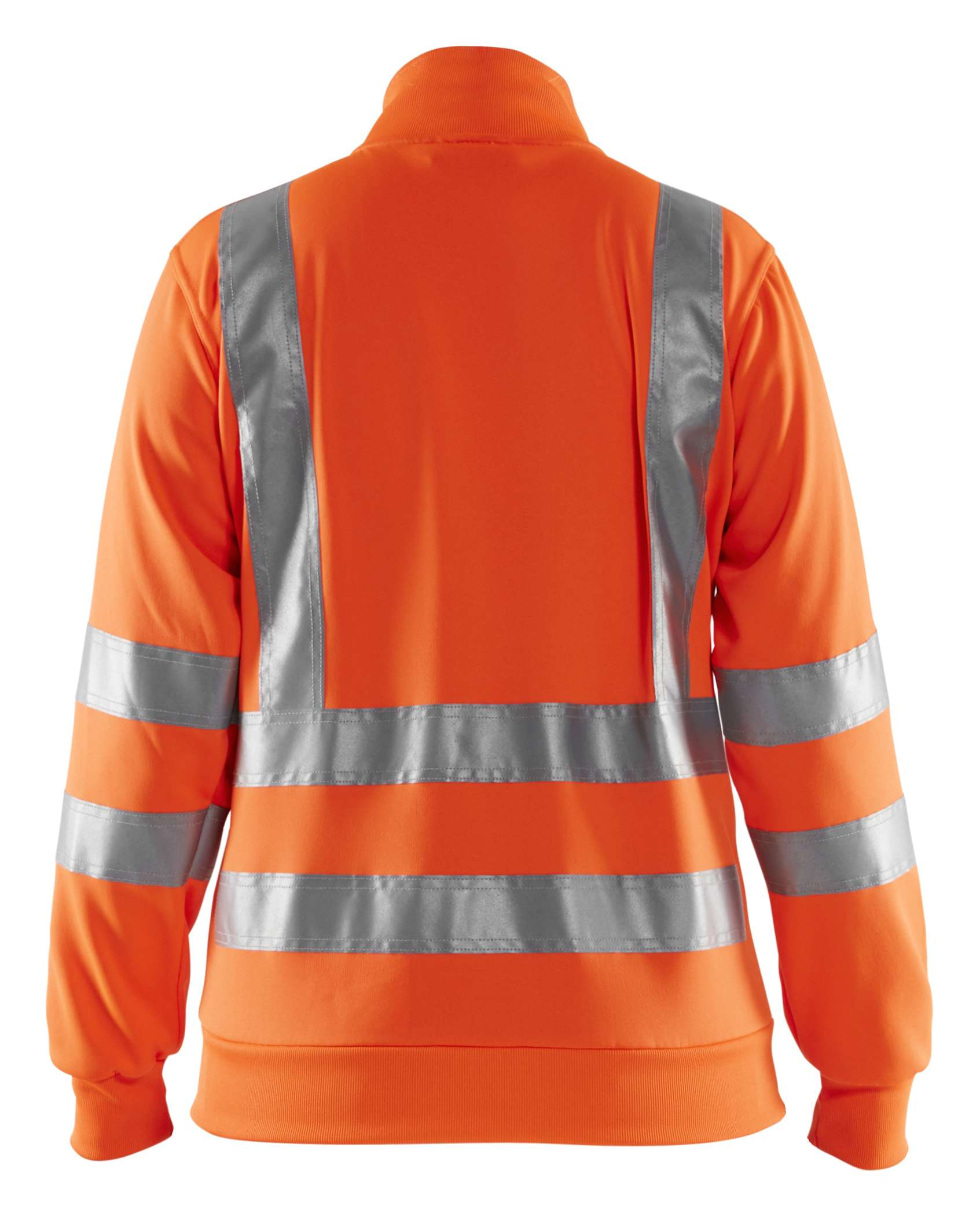 Blaklader Dames sweatvesten 33081974 High Vis fluo-oranje(5300)