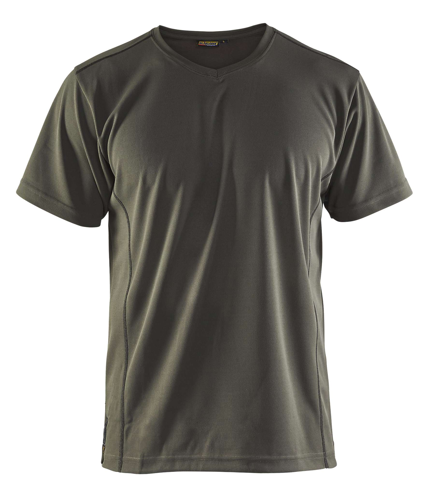 Blaklader T-shirts 33231051 army groen(4600)