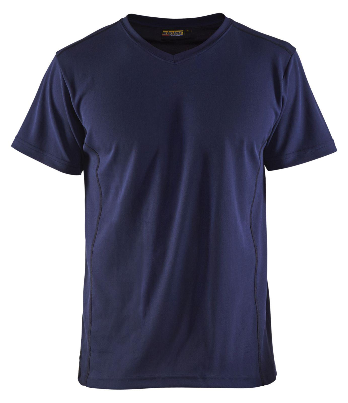 Blaklader T-shirts 33231051 marineblauw(8900)