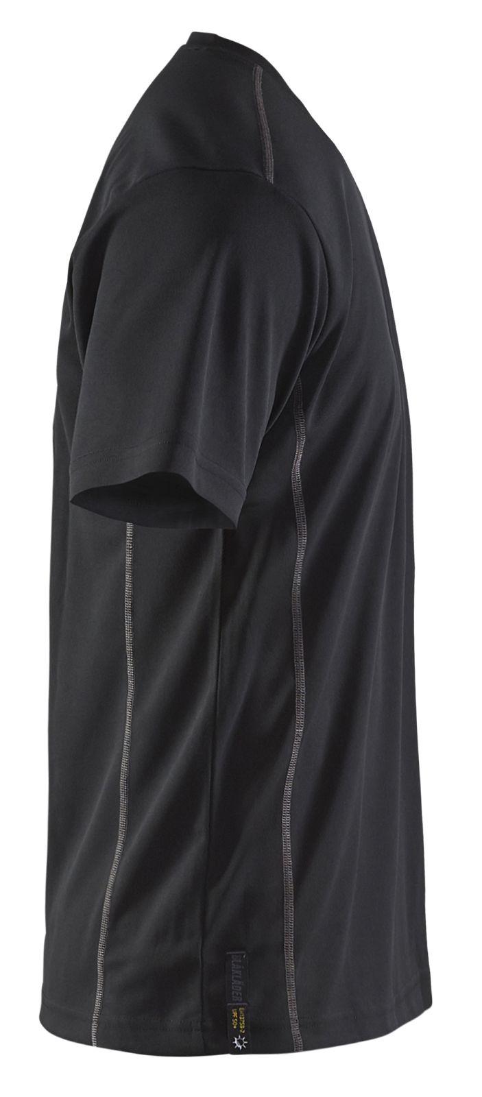 Blaklader T-shirts 33231051 zwart(9900)
