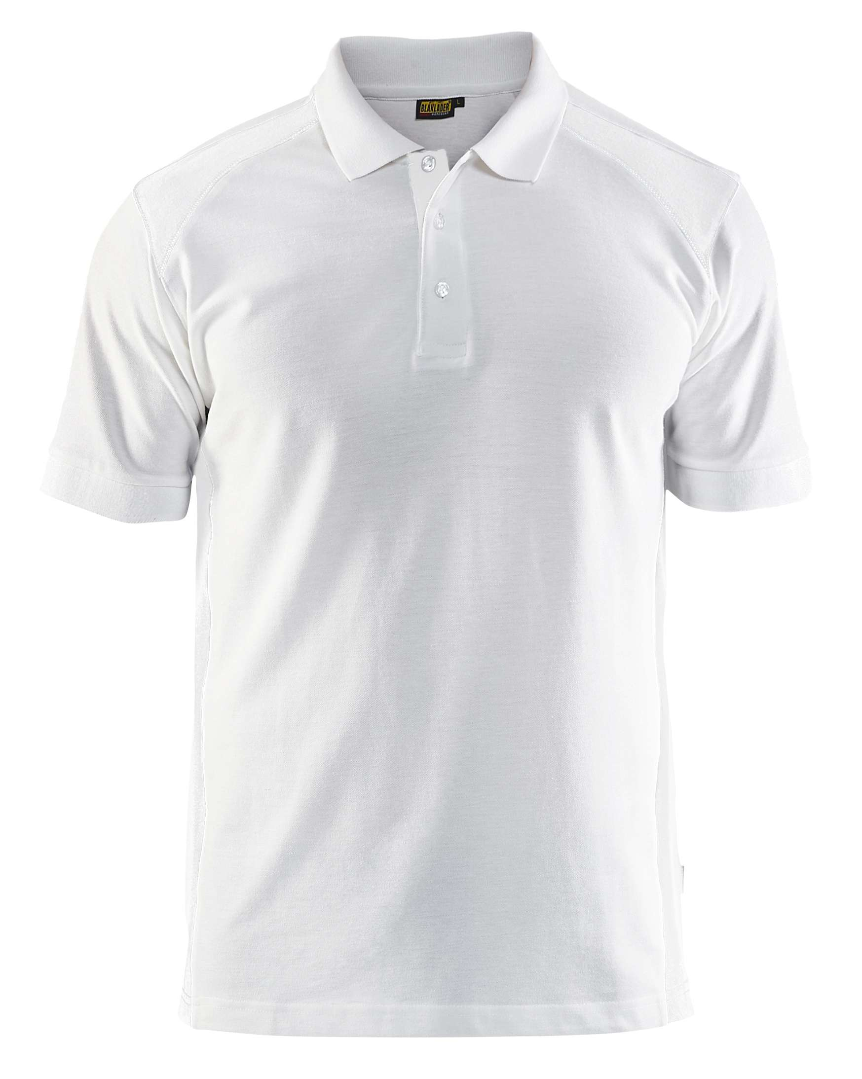Blaklader Polo shirts 33241050 wit(1000)