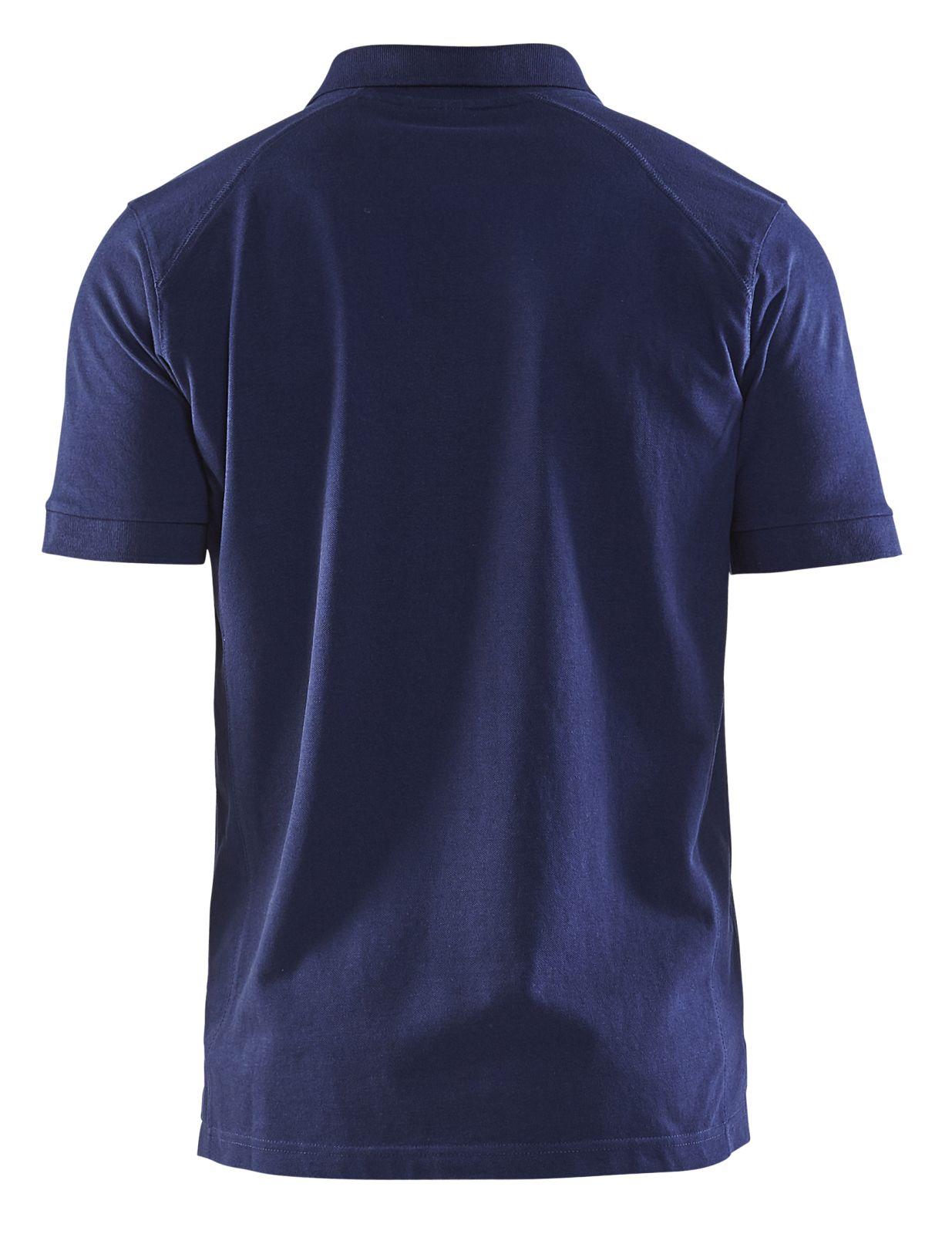Blaklader Poloshirts 33241050 marineblauw(8900)