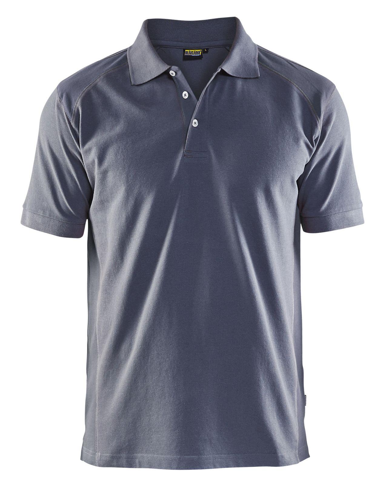 Blaklader Polo shirts 33241050 grijs(9400)