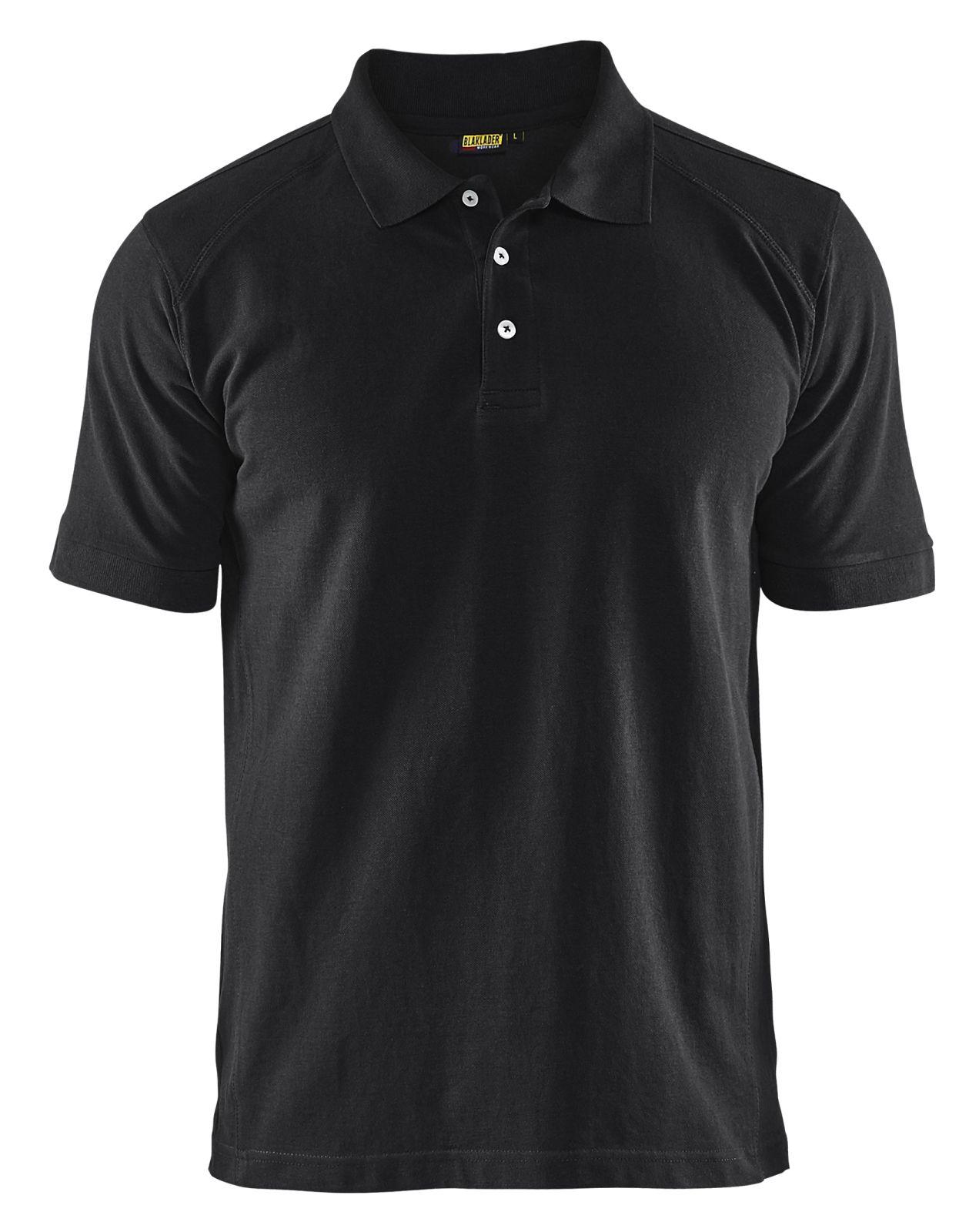 Blaklader Polo shirts 33241050 zwart(9900)