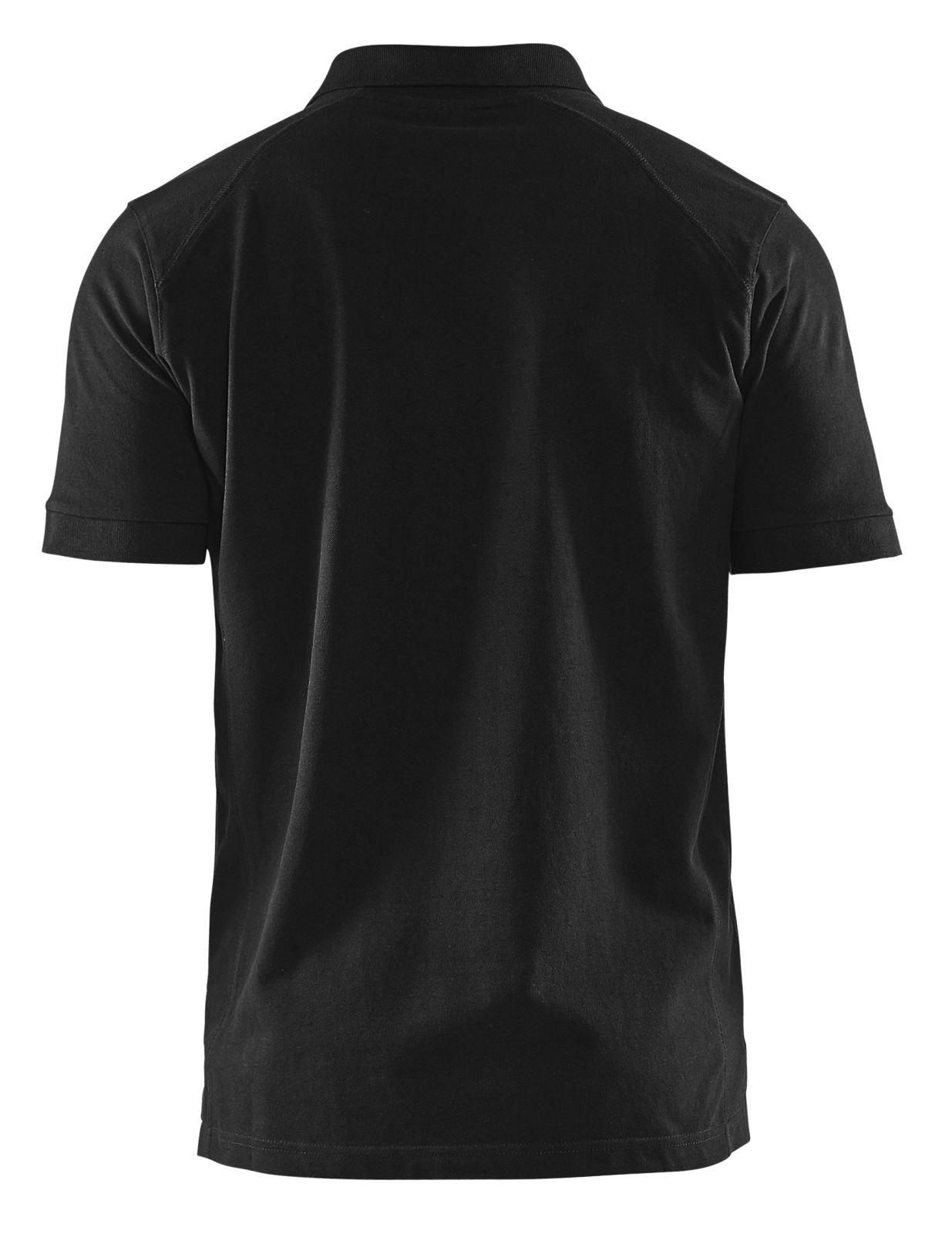 Blaklader Poloshirts 33241050 zwart(9900)
