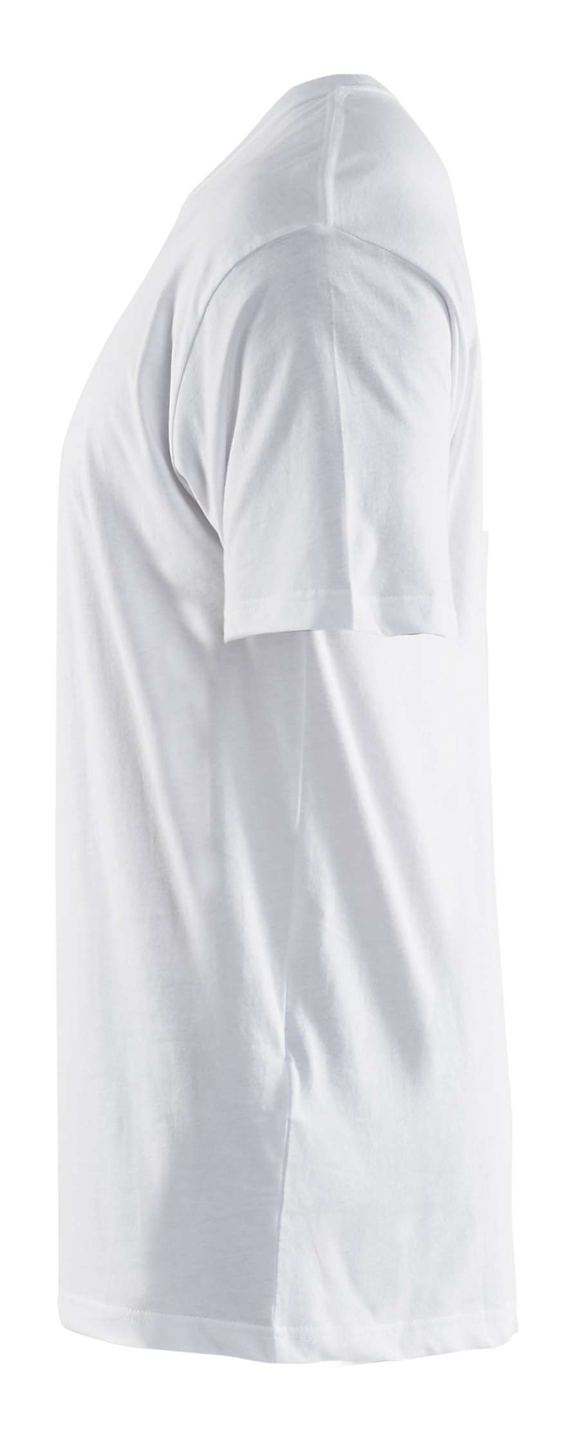 Blaklader T-shirts 33251042 5-pack wit(1000)