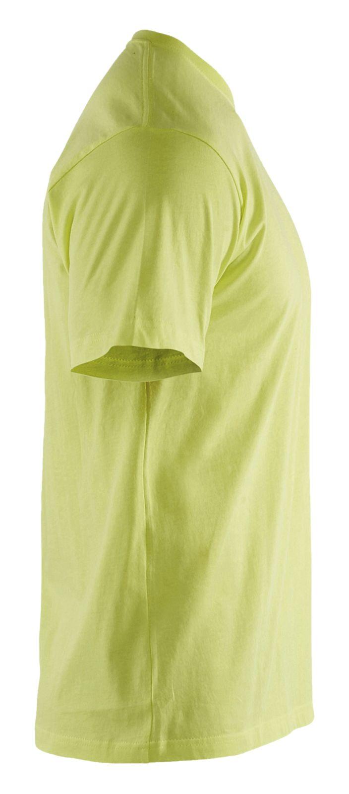 Blaklader T-shirts 33251042 5-pack geel(3300)