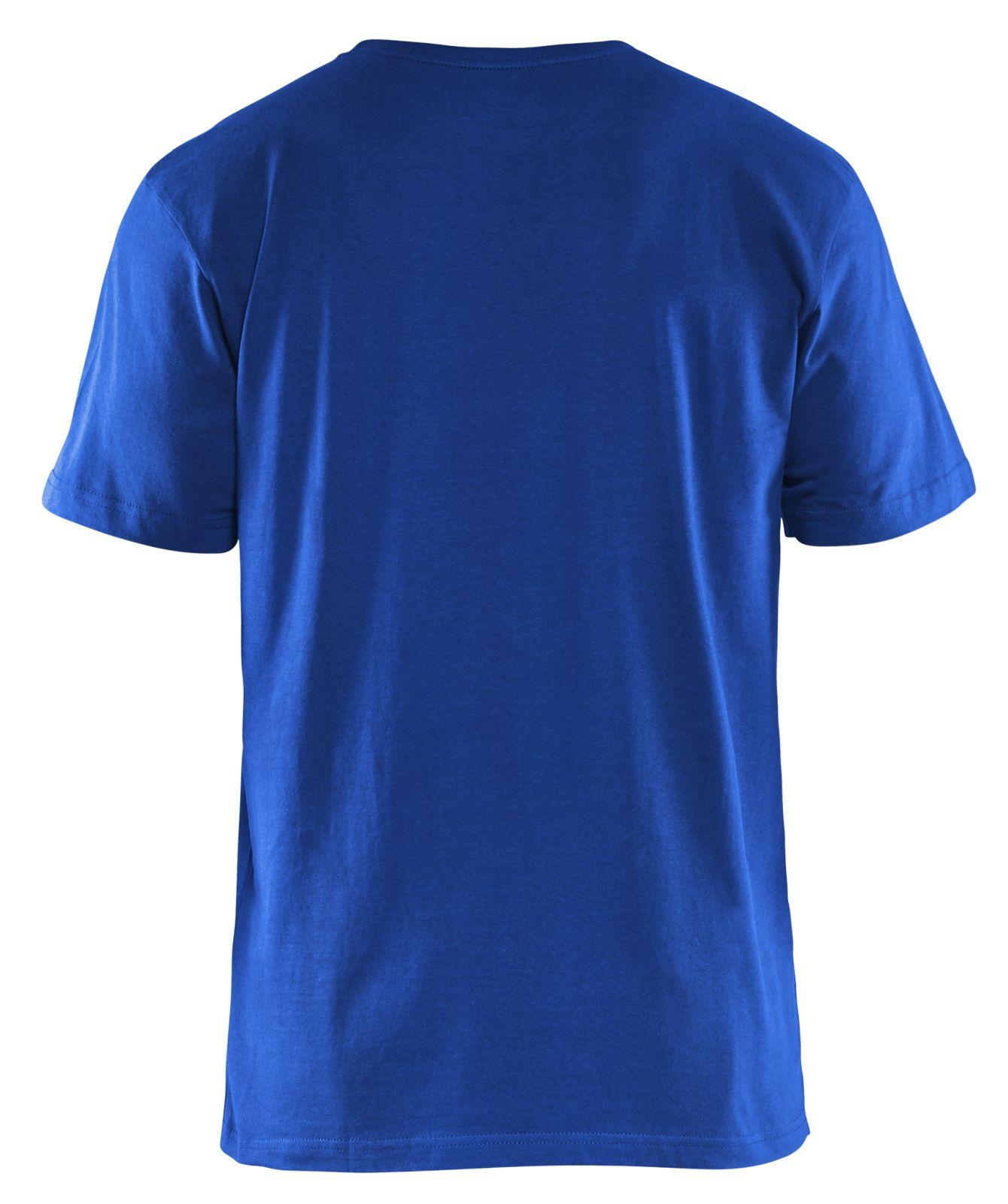 Blaklader T-shirts 33251042 5-pack korenblauw(8500)