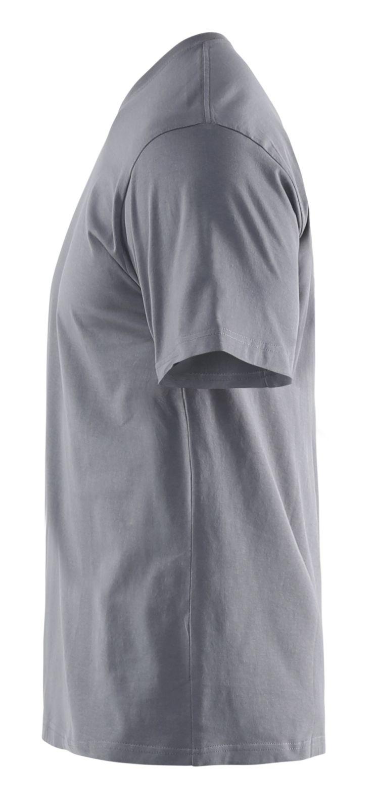 Blaklader T-shirts 33251042 5-pack grijs(9400)