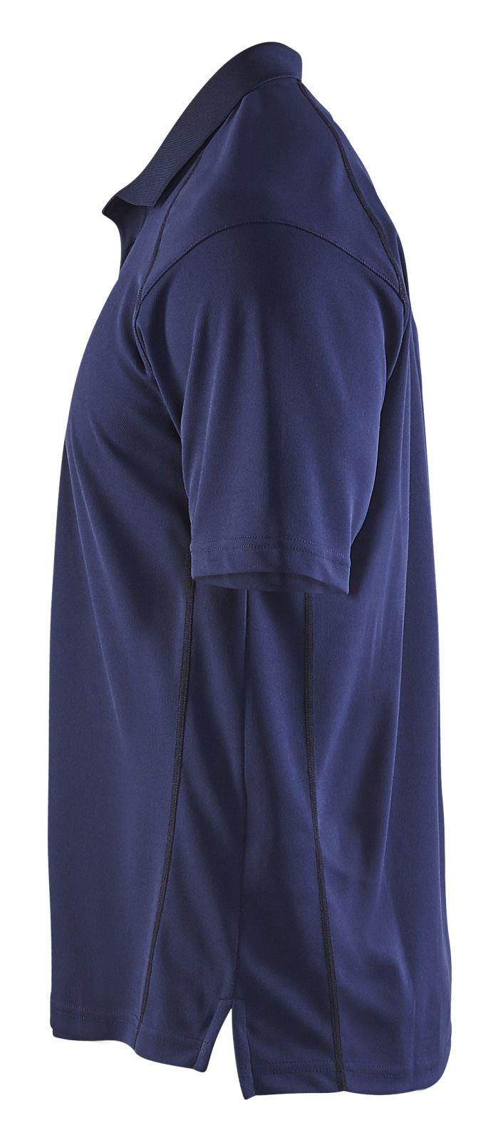 Blaklader Polo shirts 33261051 marineblauw(8900)