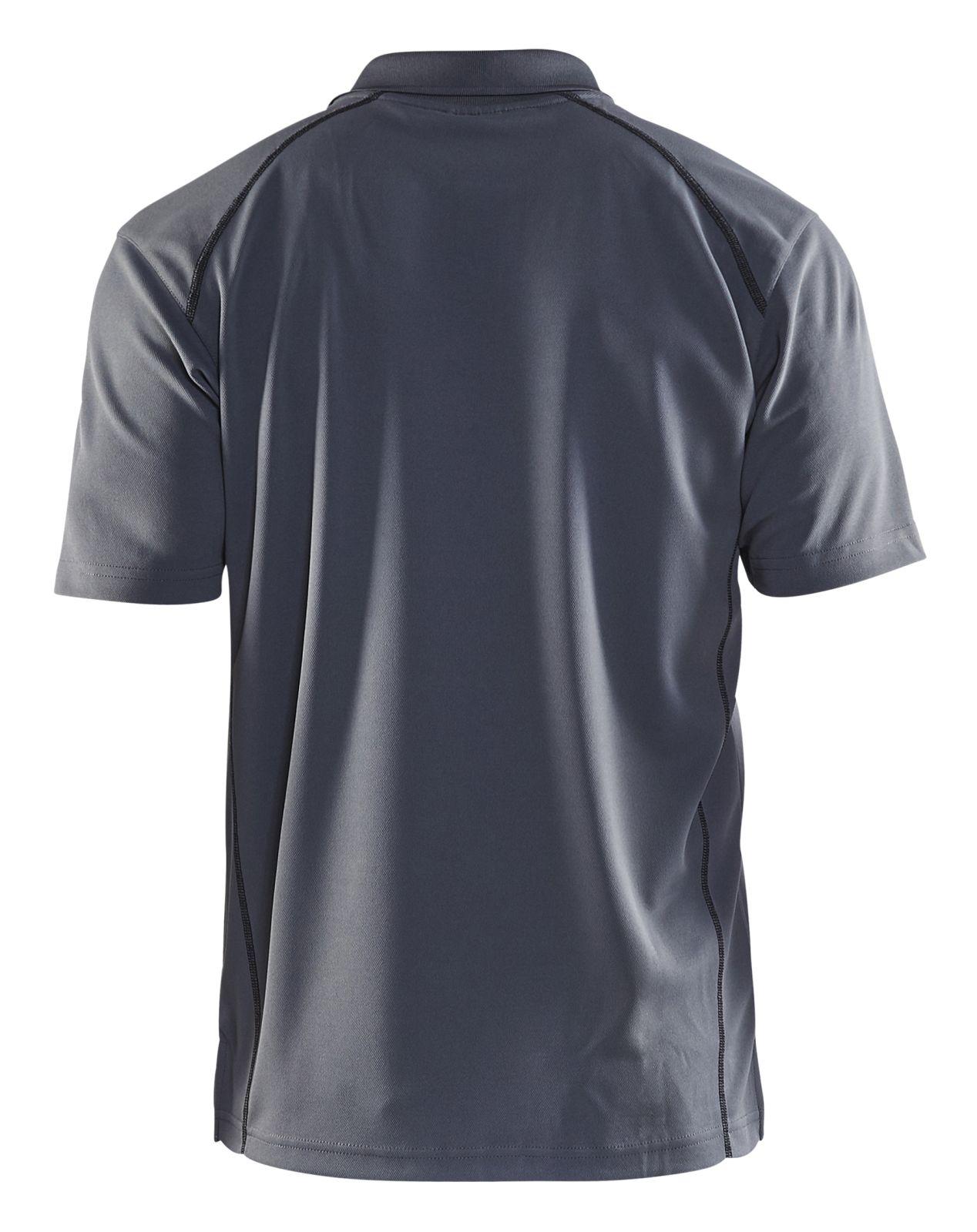 Blaklader Poloshirts 33261051 grijs(9400)