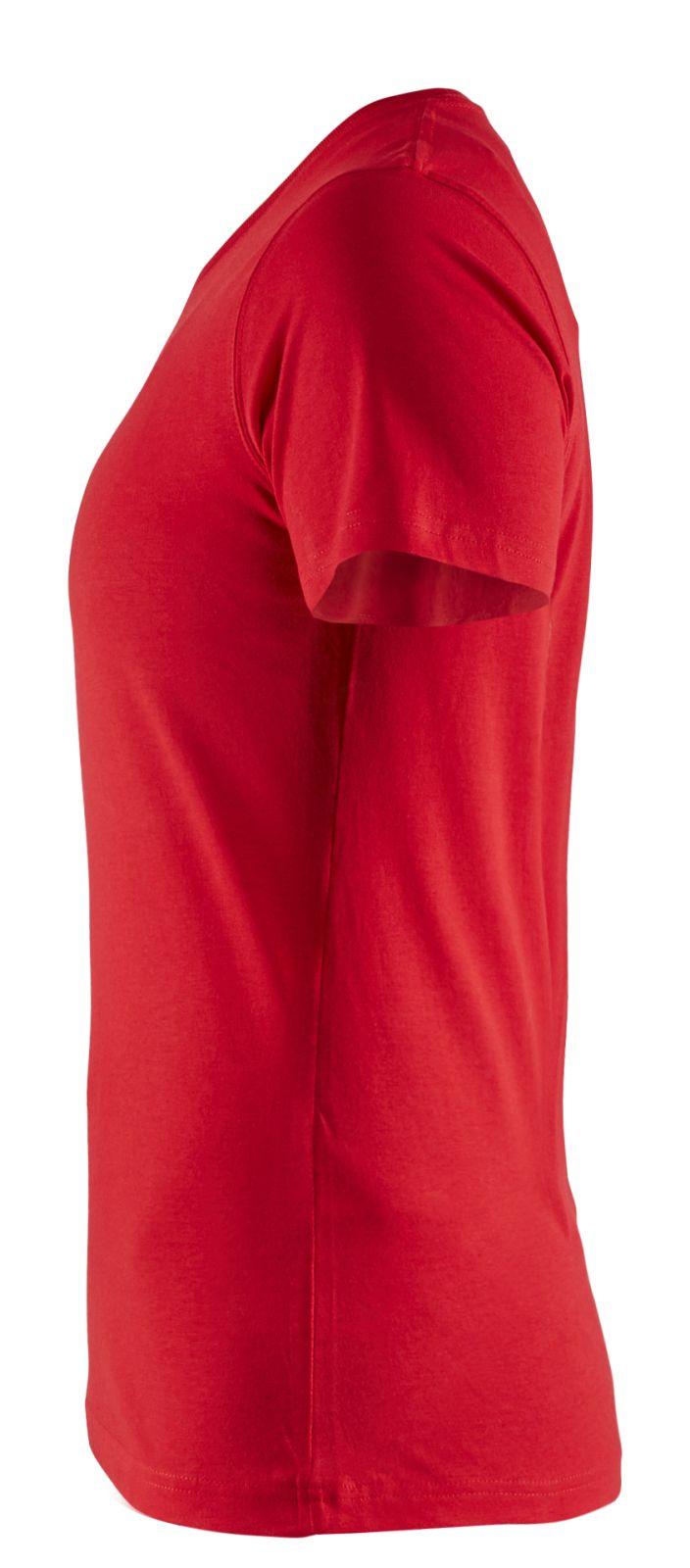 Blaklader T-shirts 33341042 rood(5600)