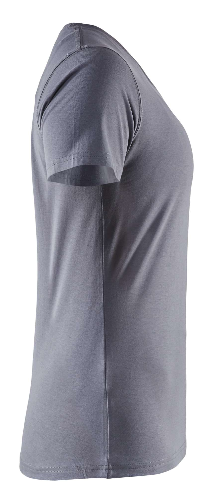 Blaklader Dames T-shirts 33341042 grijs(9400)