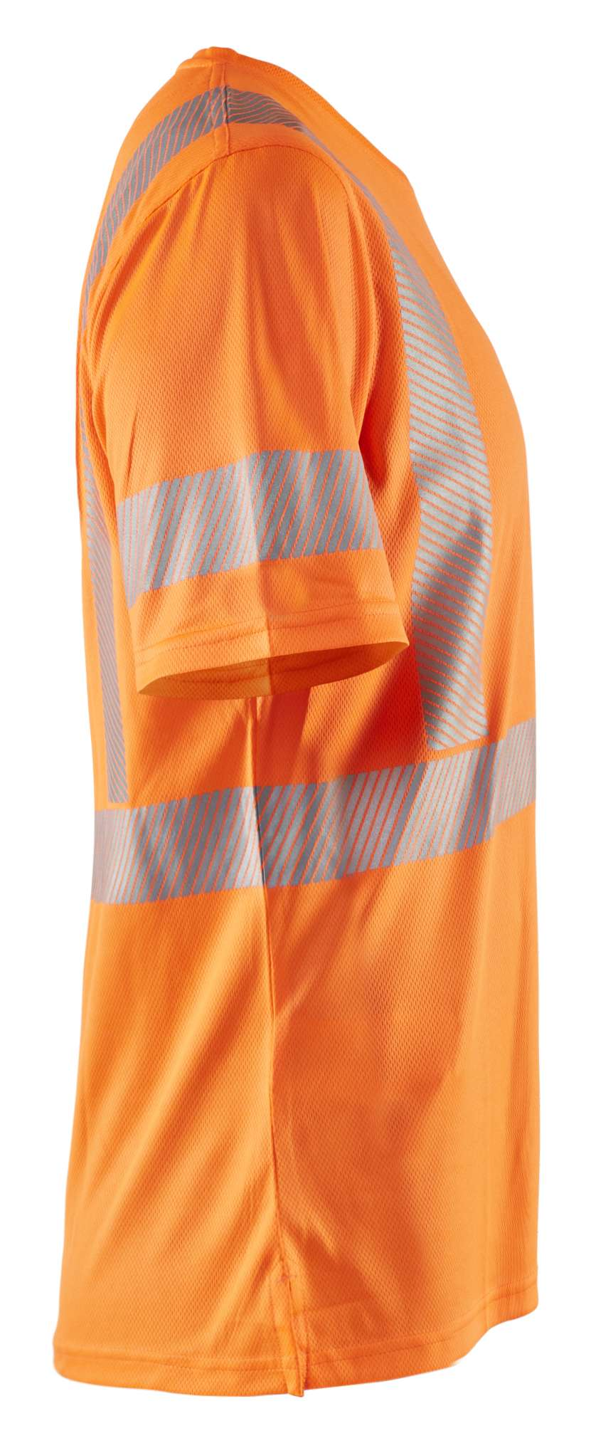 Blaklader Dames T-shirts 33361013 High Vis UPF40+ UV oranje(5300)