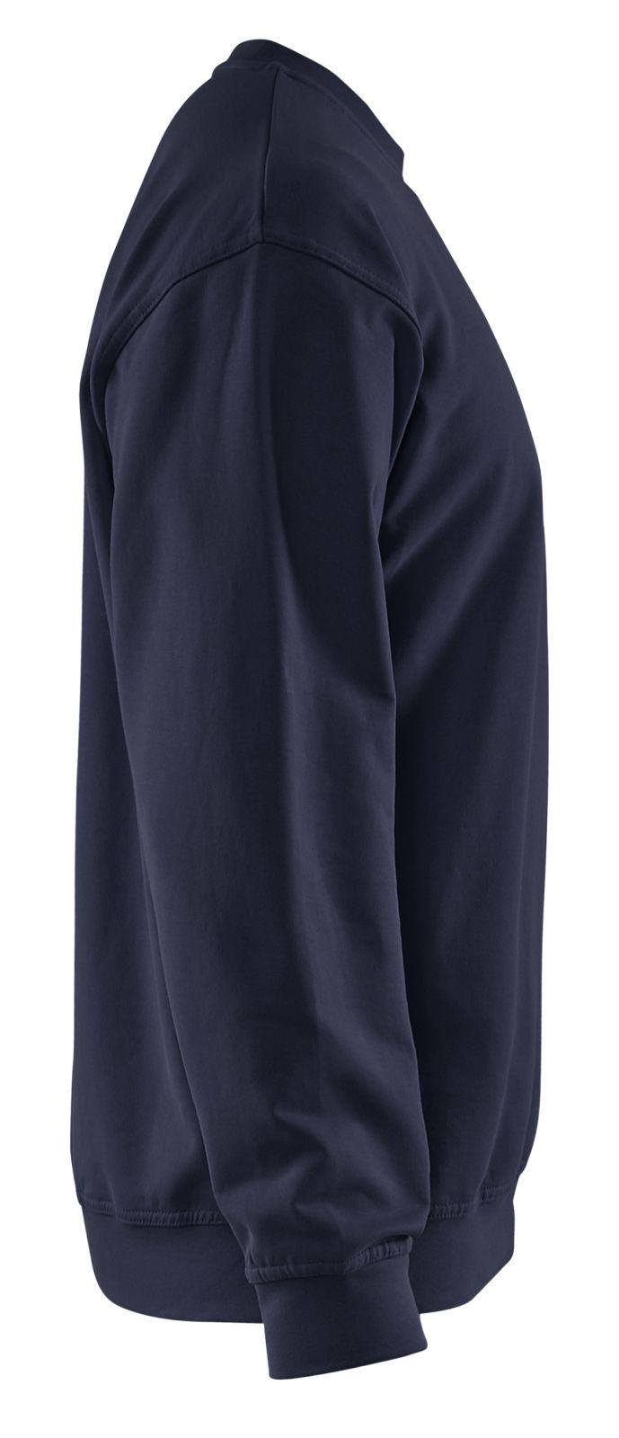 Blaklader Sweatshirts 33401158 marineblauw(8600)