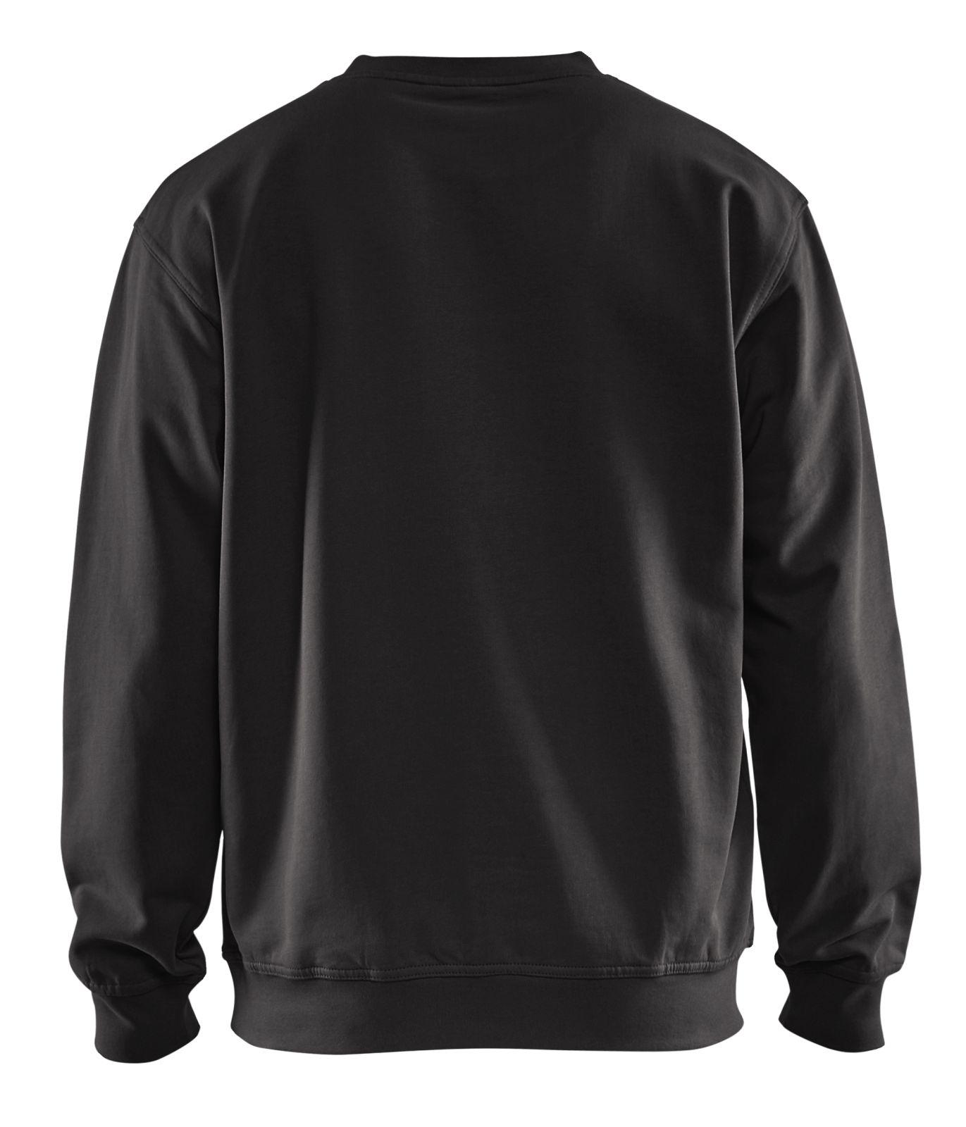 Blaklader Sweatshirts 33401158 zwart(9900)