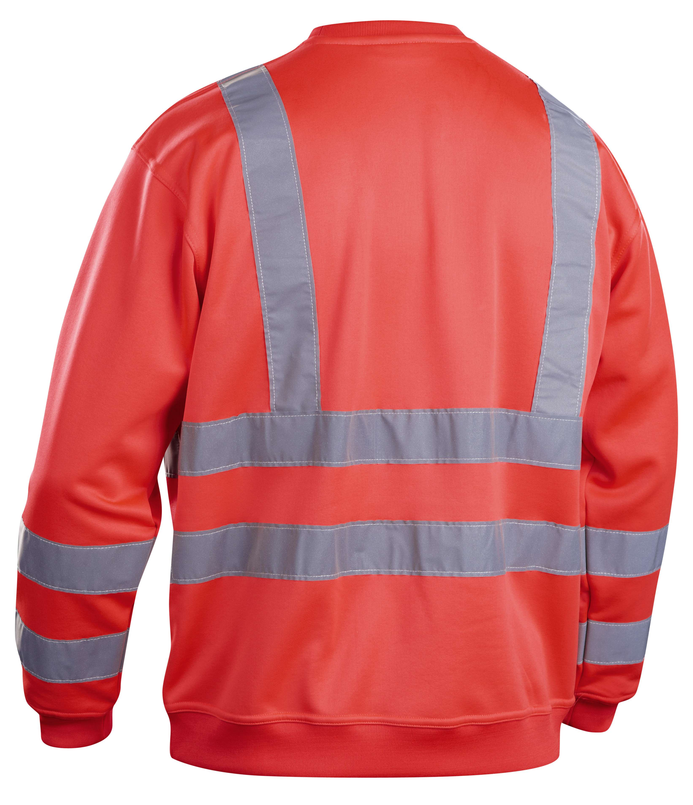 Blaklader Truien 33411974 High Vis fluo-rood(5500)