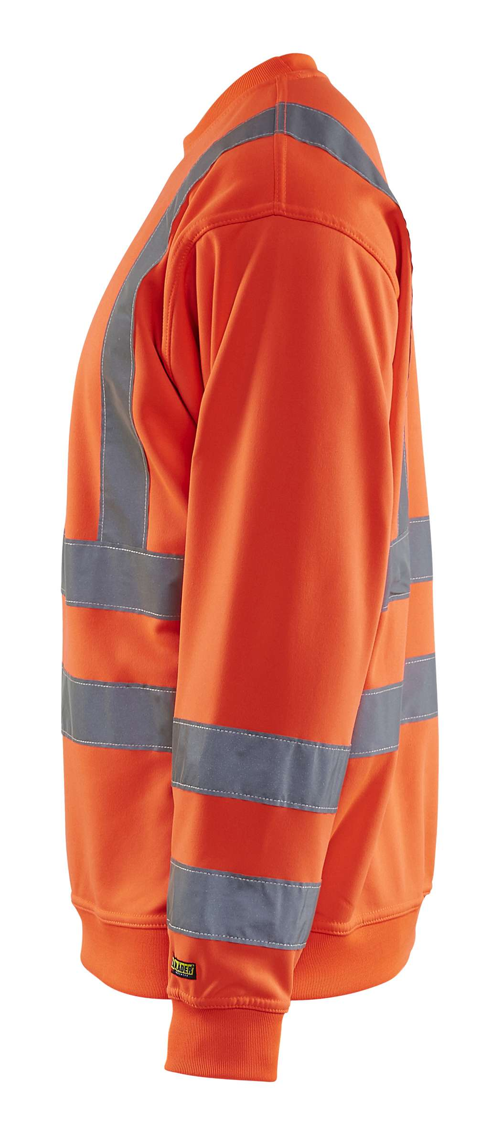 Blaklader Sweatshirts 33411974 High Vis fluo-rood(5500)