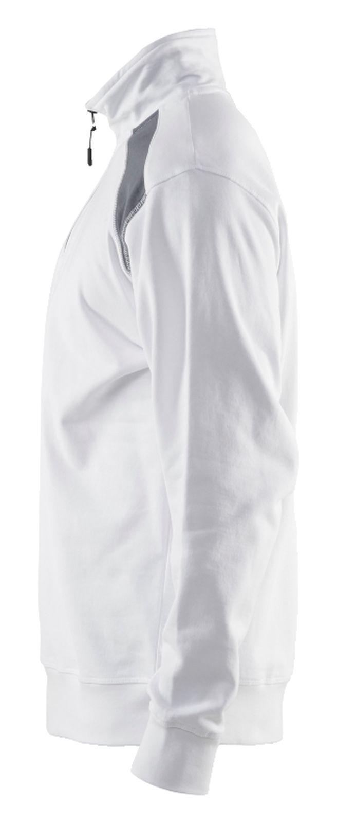 Blaklader Sweatshirts 33531158 wit-grijs(1094)