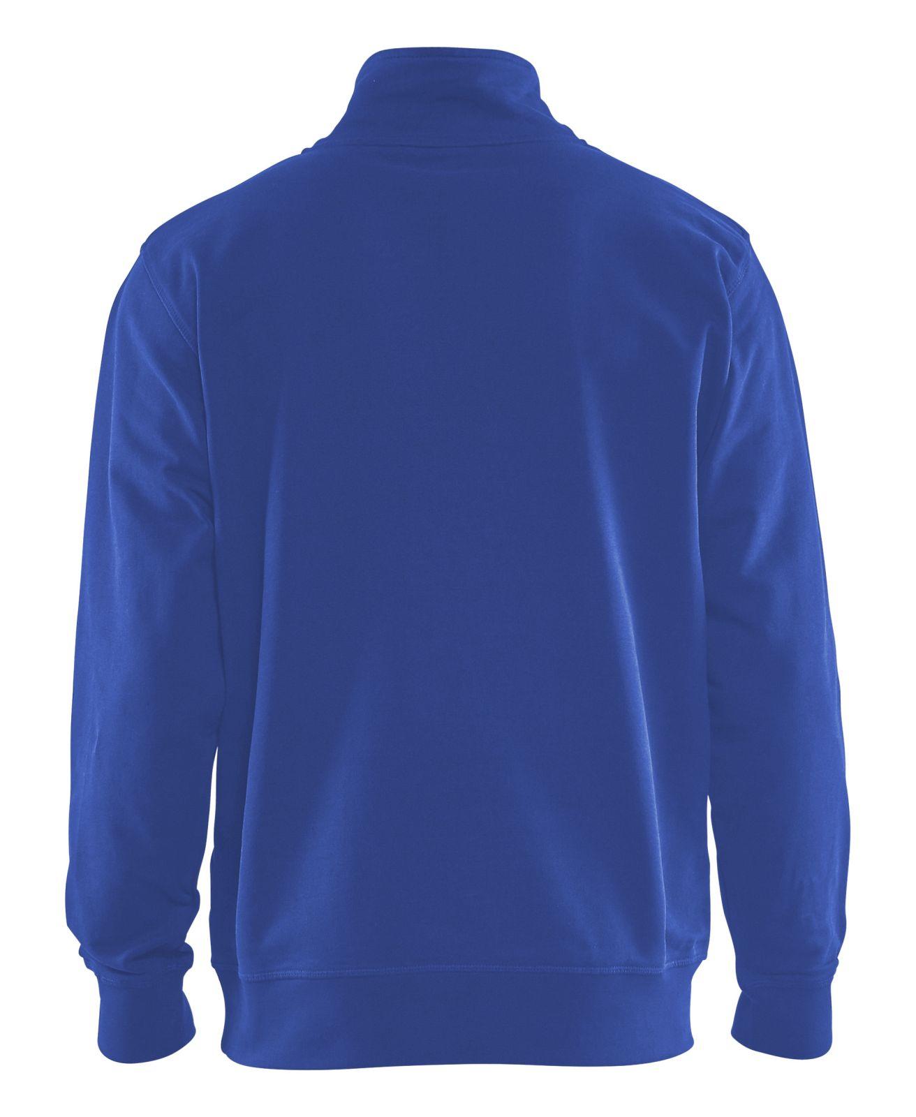 Blaklader Sweatshirts 33531158 korenblauw-zwart(8599)