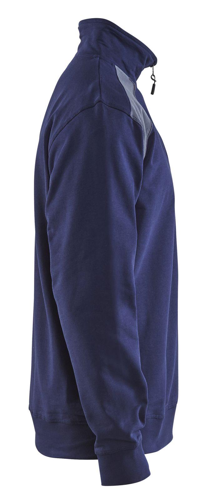 Blaklader Truien 33531158 marineblauw-grijs(8994)