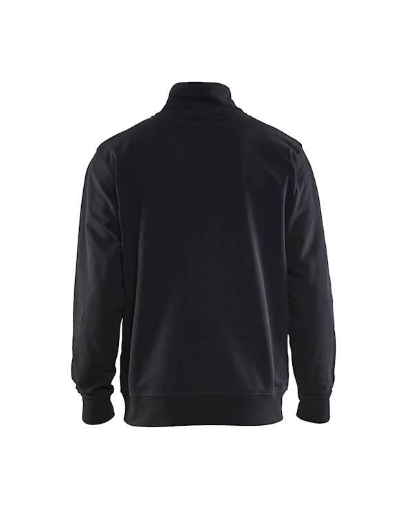 Blaklader sweatershirts 33531158 zwart-middelgrijs(9996)