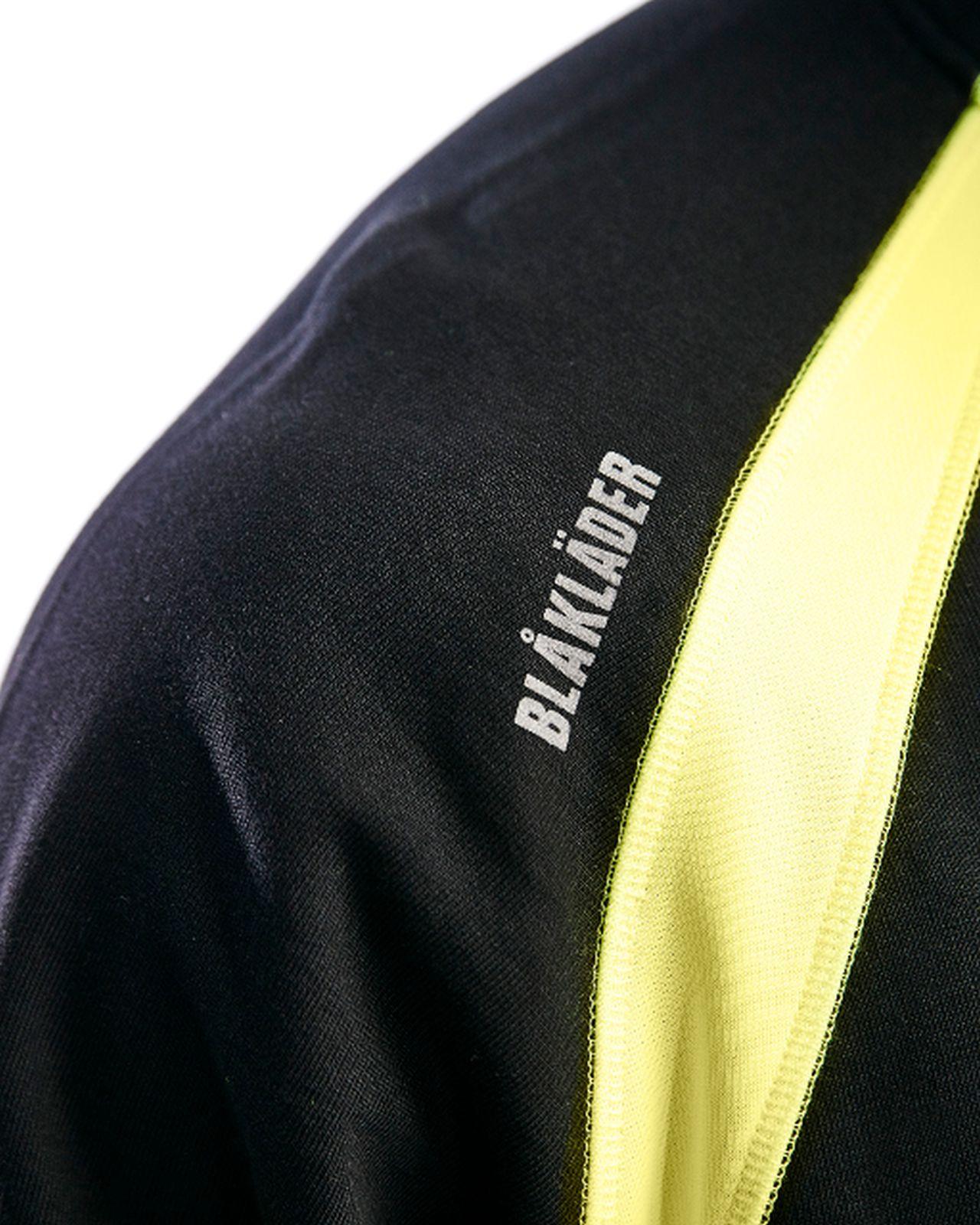 Blaklader Truien 33591158 High Vis zwart-geel(9933)