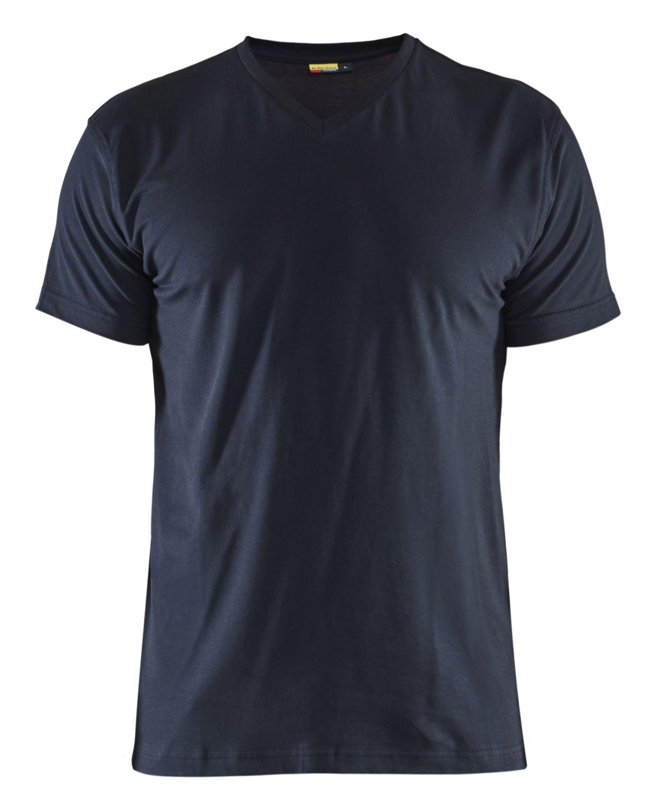 Blaklader T-shirts 33601029 marineblauw(8600)