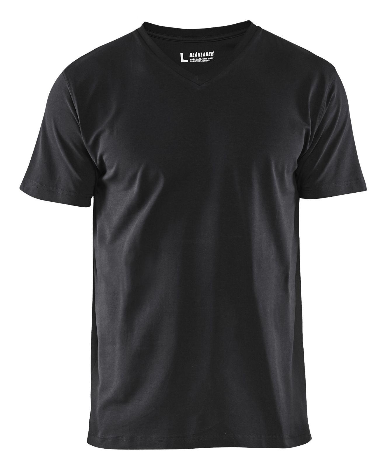 Blaklader T-shirts 33601029 zwart(9900)