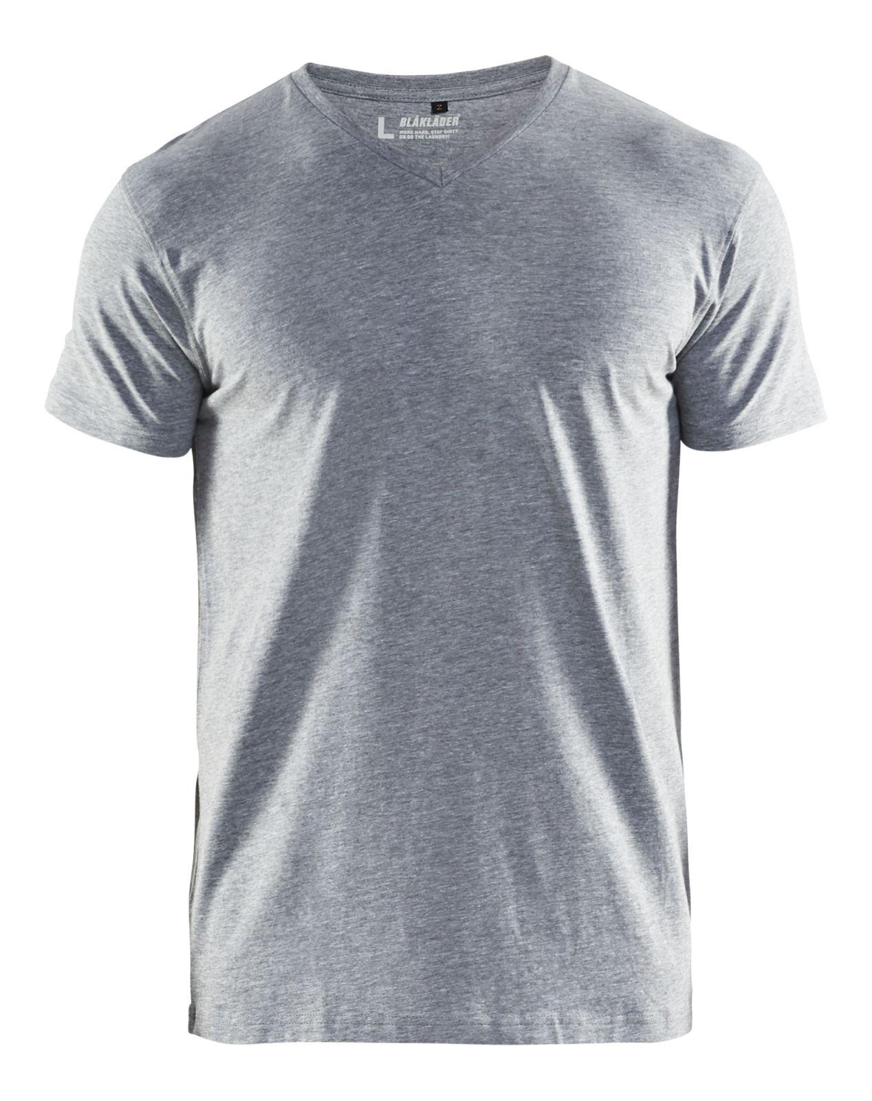Blaklader T-shirts 33601059 grijs melee(9000)