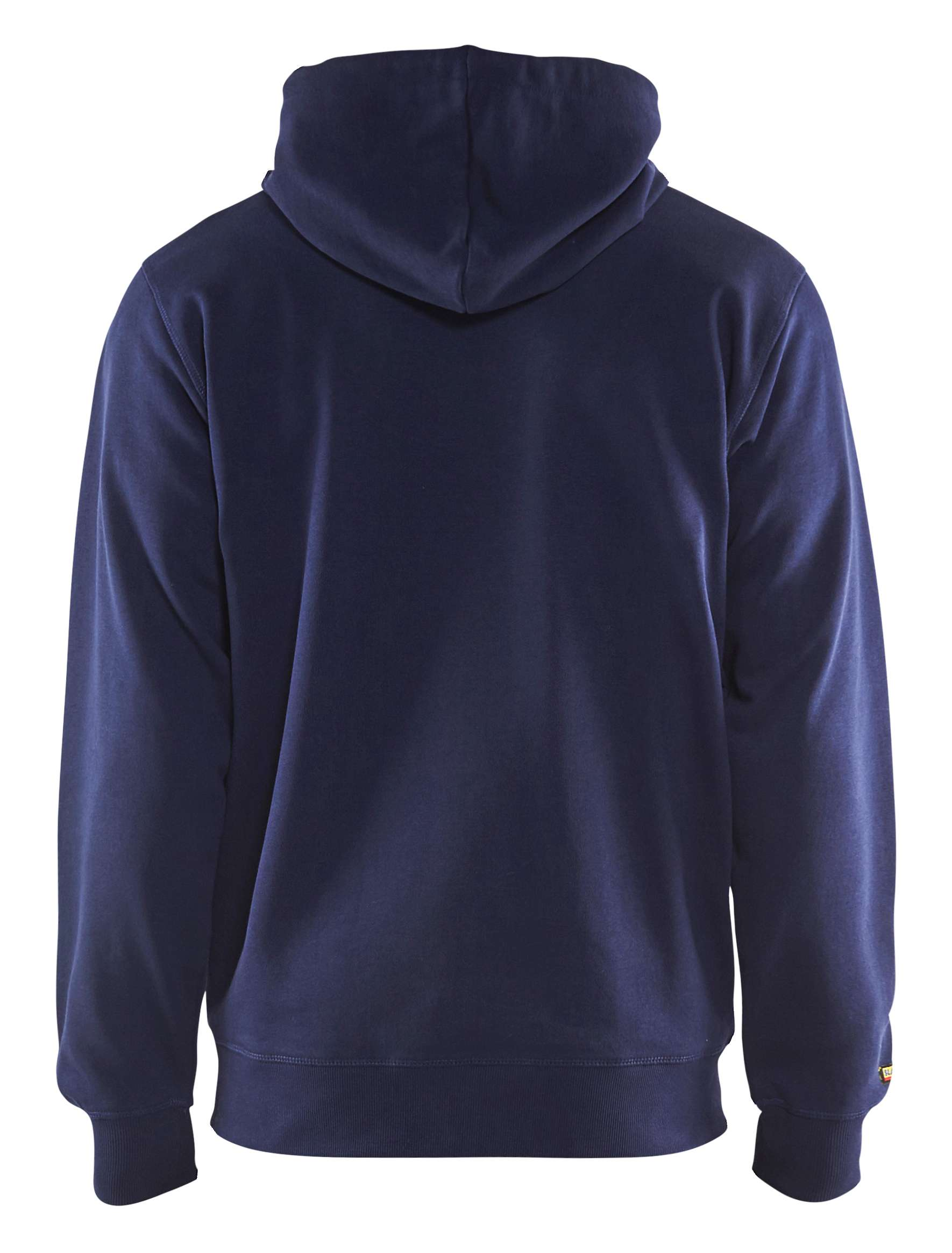 Blaklader Hooded sweatvesten 33661048 marineblauw(8800)
