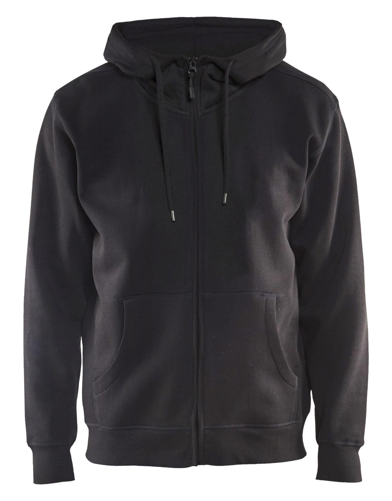Blaklader Hooded sweatvesten 33661048 zwart(9900)