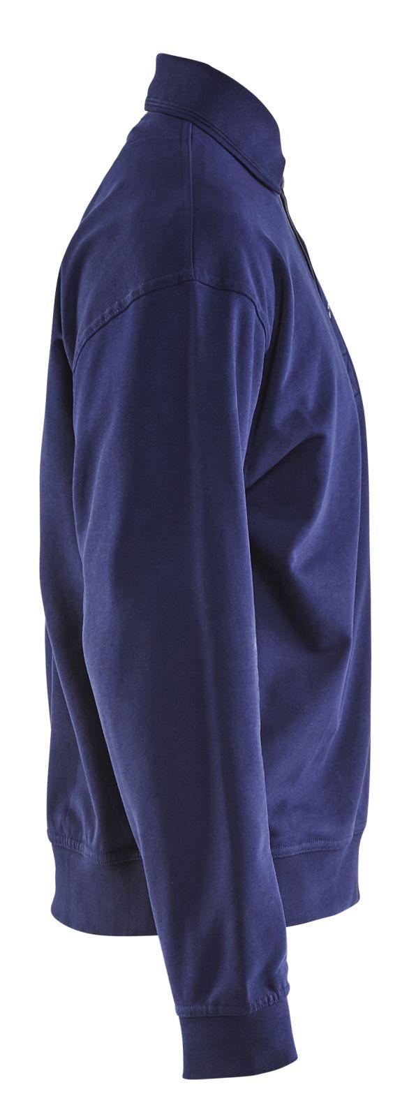 Blaklader Polo sweatshirts 33701158 marineblauw(8900)