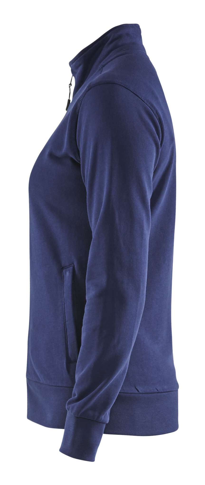Blaklader Dames sweatvesten 33721158 marineblauw(8900)