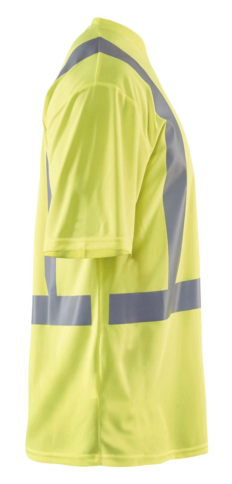 Blaklader T-shirts 33821011 High Vis UPF40+ UV geel(3300)
