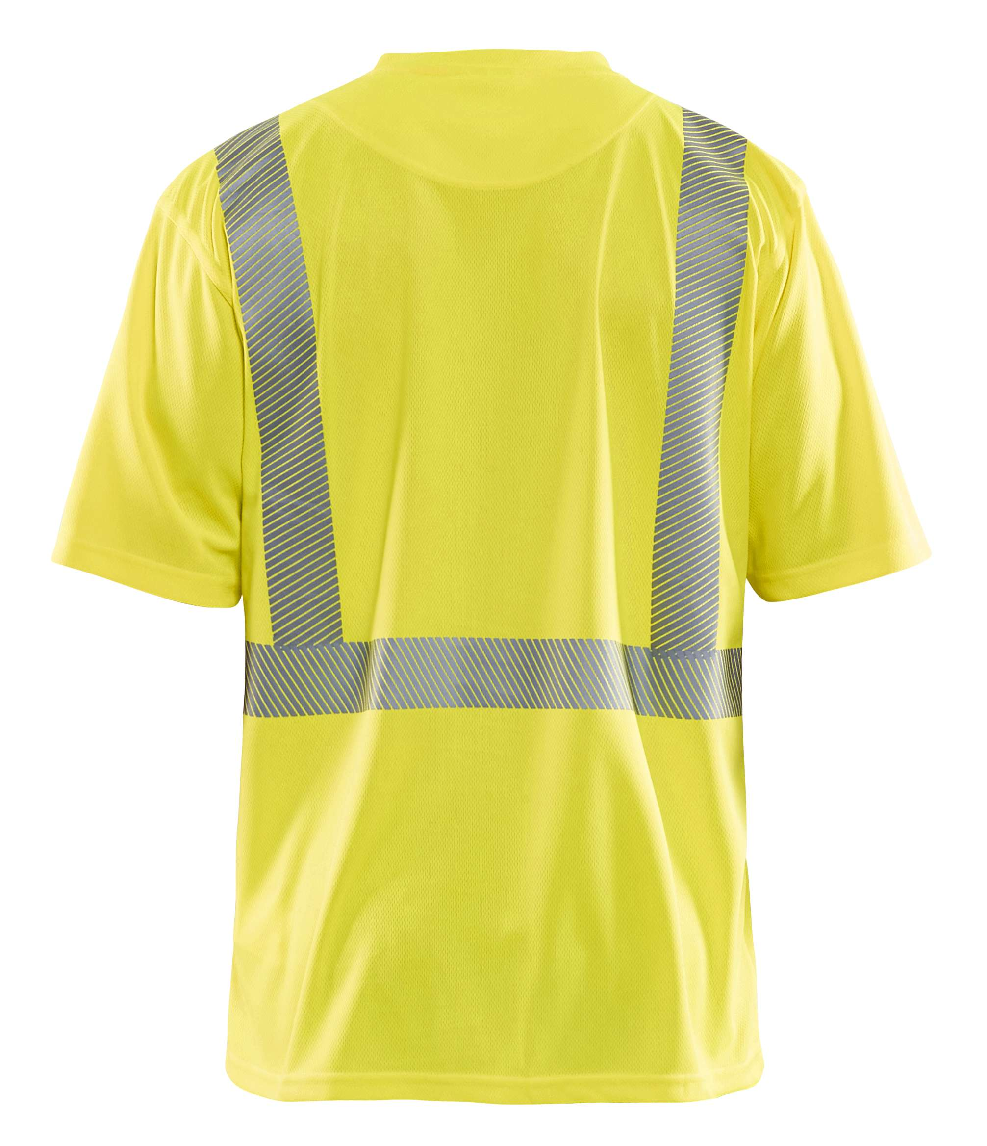 Blaklader T-shirts 33861013 High Vis UPF40+ UV geel(3300)