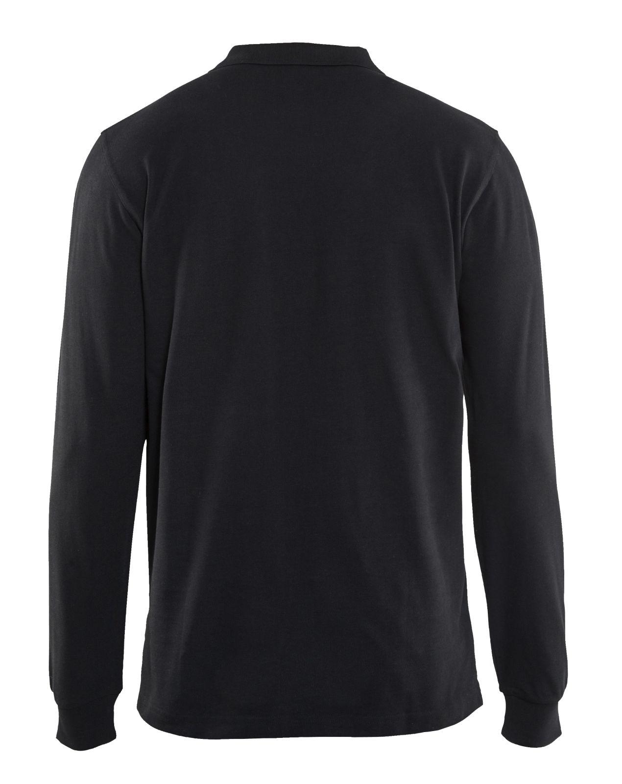 Blaklader Poloshirts 33881050 zwart(9900)