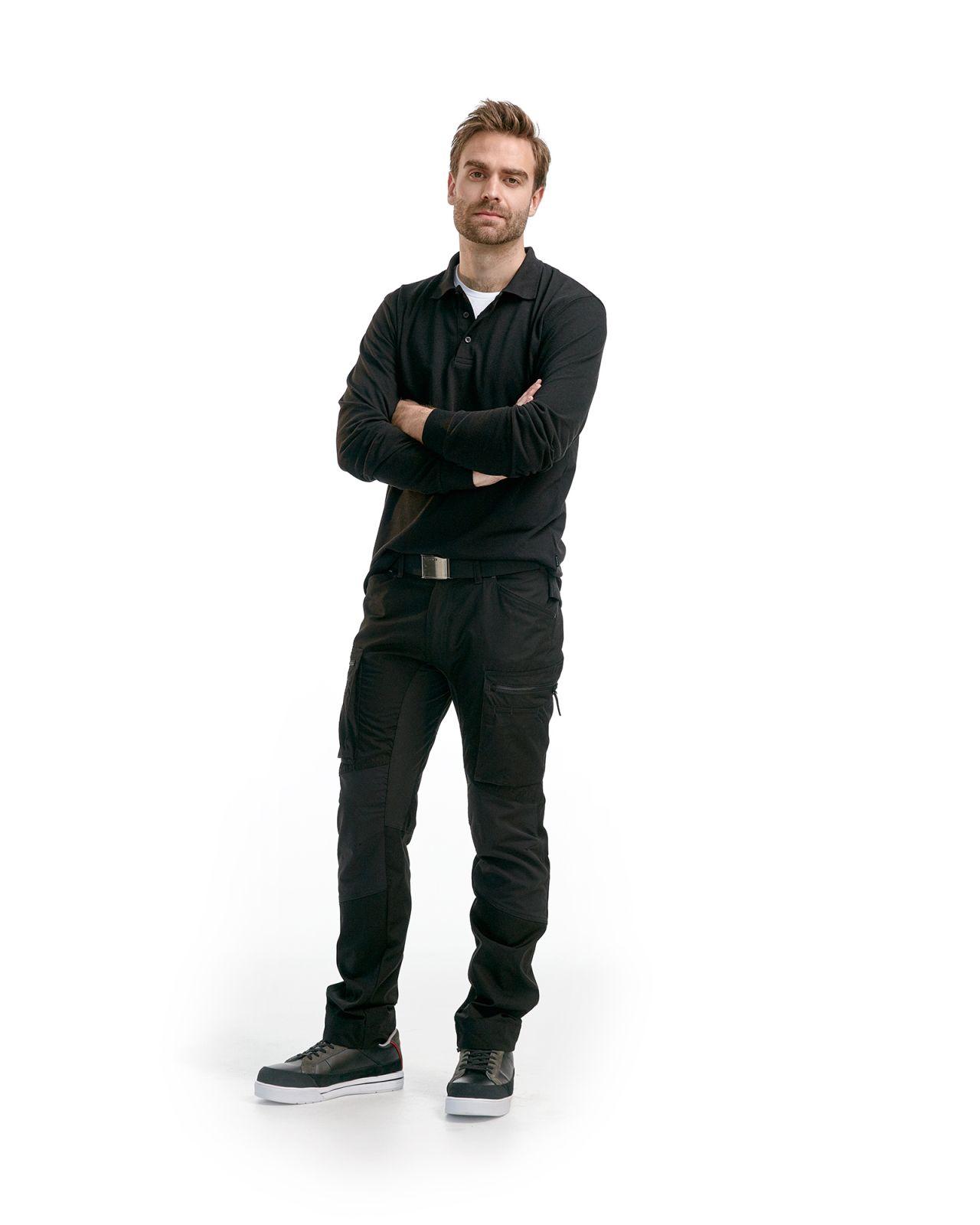 Blaklader Polo shirts 33881050 zwart(9900)