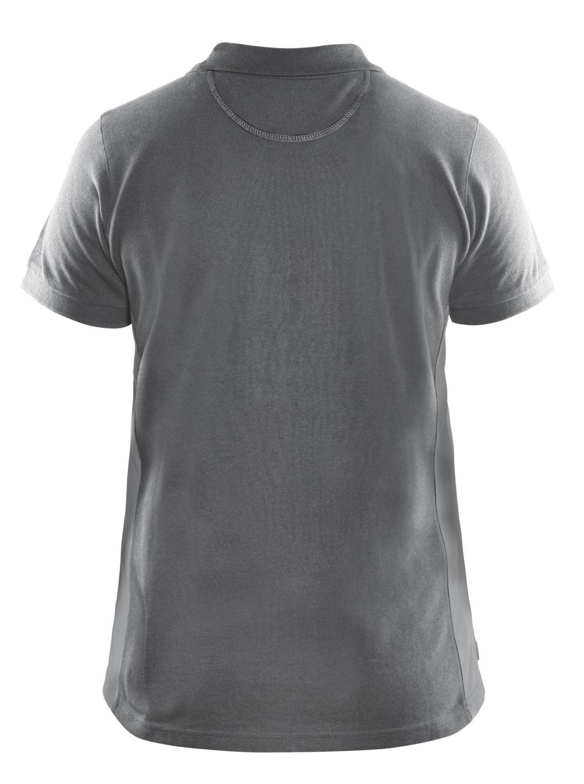 Blaklader Dames polo shirts 33901050 grijs(9400)