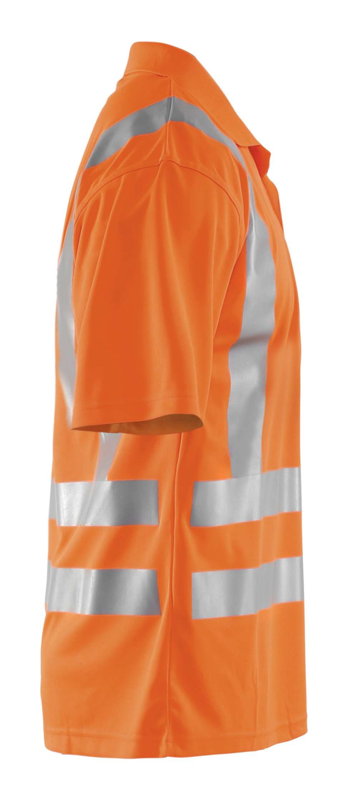 Blaklader Poloshirts 33911011 High Vis UPF40+ UV oranje(5300)