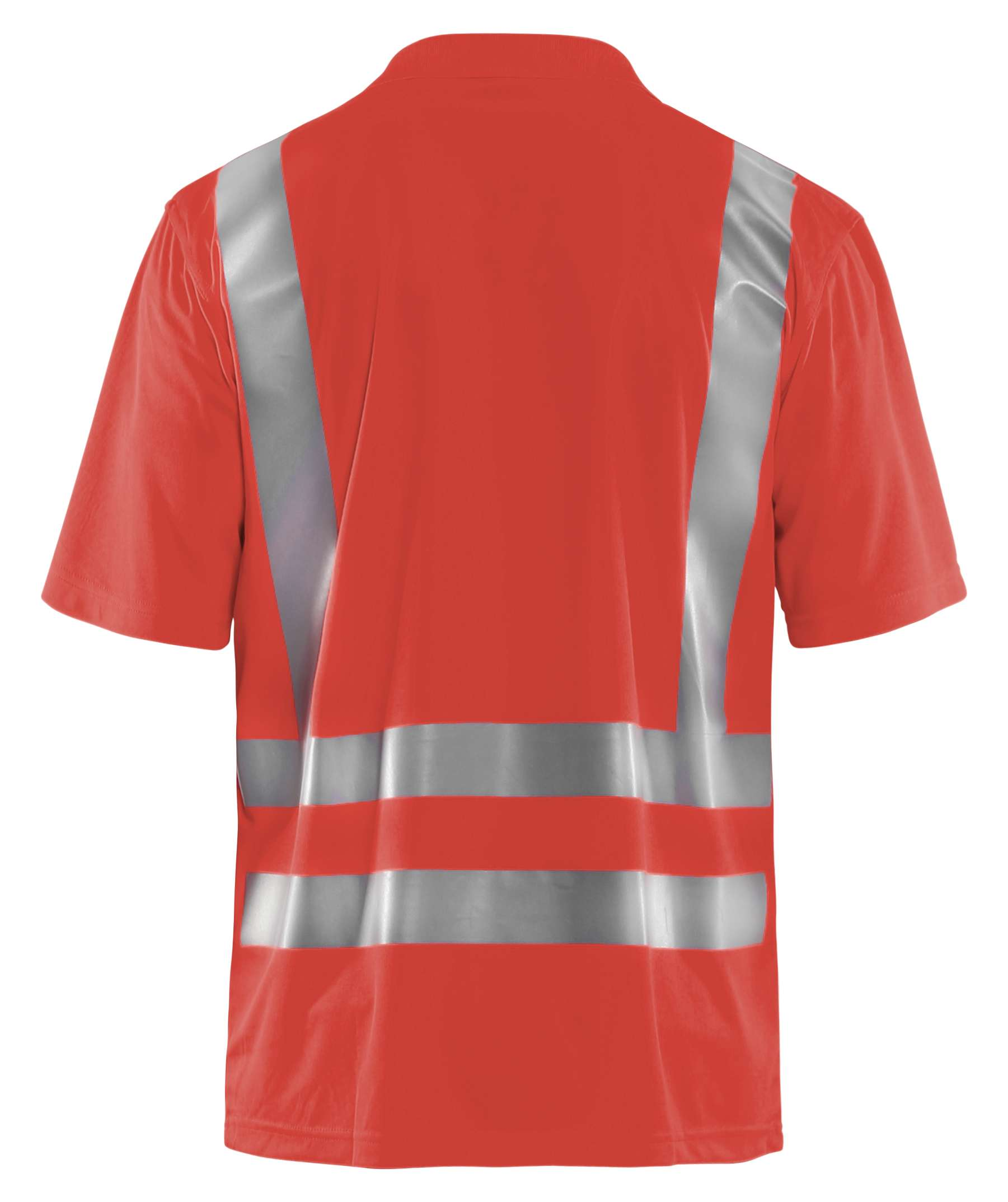 Blaklader Polo shirts 33911011 High Vis UPF40+ UV fluo-rood(5500)